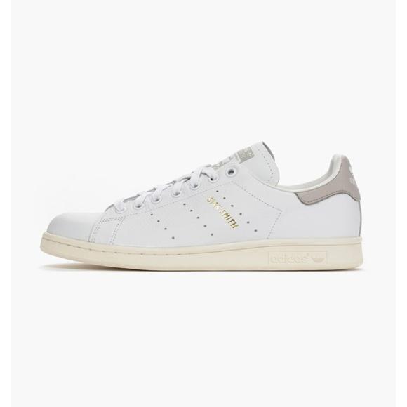 0d028efd99 Adidas Originals Stan Smith White Cool Granite